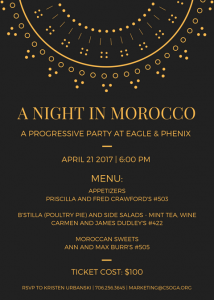A Night in Morocco